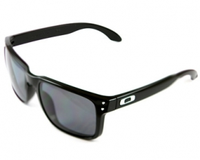 Oakley Holbrook Sunglasses- Matte Black/Warm Grey