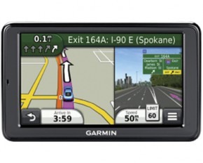 "Garmin Nuvi 2555LT 5"" GPS - Refurbished"