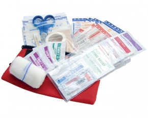 65-Piece Adventure First Aid Kit