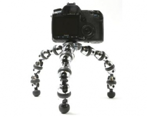 Dolica Transformer Flexible Tripod - Silver
