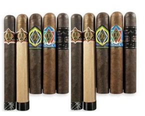 CAO Dream Team Cigar Sampler - Box of 10
