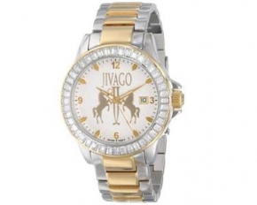 Jivago Women's Folie Swiss Quartz Watch - White - JV4214
