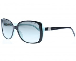 Tiffany Women's Rectangular Sunglasses