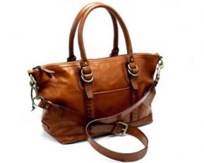 Cole Haan Archer Woodbury Hyde Park Satchel