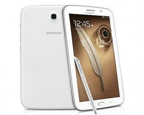 Samsung Galaxy Note 8 16GB Tablet - White - Refurbished