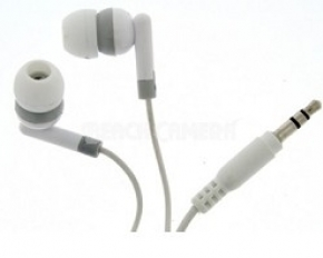 Xtreme Audio Earbuds with Microphone - White