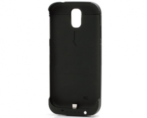 Urge Basics Power Bank Case for Samsung Galaxy S4 - Black