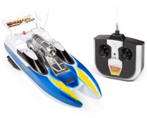 World Tech Toys ZX-26-22 Super Power Storm RTR Electric RC Boat
