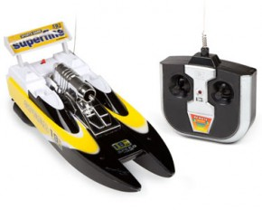 World Tech Toys ZX-26-21 Super Power Thunder X RTR Electric RC Boat
