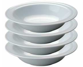 BergHOFF Hotel Line 6 ¼''  Fruit Dishes - Set of 4
