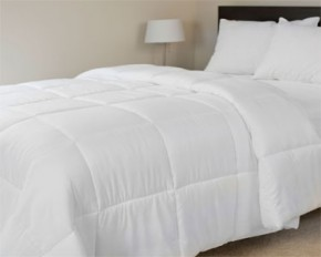 Lavish Home Down Alternative Overfilled Bedding Comforter - Twin