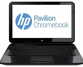 "HP Pavilion 14"" LED Chromebook Laptop - Refurbished"