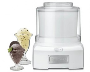Cuisinart Frozen Yogurt-Ice Cream & Sorbet Maker - Factory Refurbished