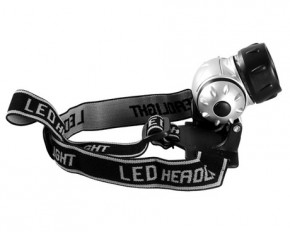 Adjustable 4-Mode LED Headlamp