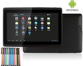 "Zeepad Google Android 7DRK 7"" Dual-Core 1.5GHz 4GB Dual-Camera Tablet 16 Piece Set - Black"