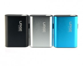 2 Pack: Urge Basics 4000mAh Power Bank with LED Flashlight - Black and Blue