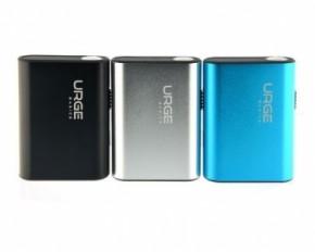2 Pack: Urge Basics 4000mAh Power Bank with LED Flashlight - Black and Blue