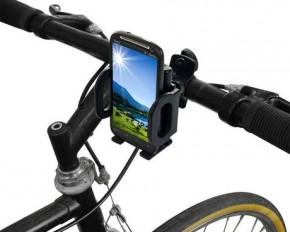 Mobile Phone Adjustable Holder Bracket for Bicycles