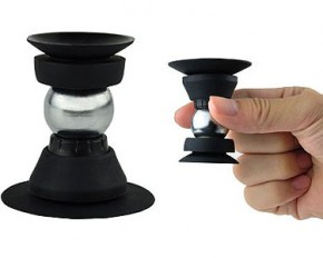 Urge Basics Universal Magnetic Suction Mount for Smartphones