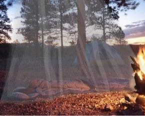 Jumbo 100% Polyester Mosquito Net
