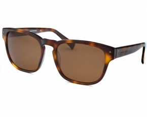Michael Kors Martin 56 mm Havana Frame/Brown Gradient Lens Sunglasses