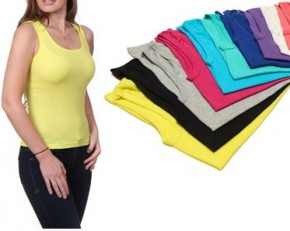 Esti Couture Tank Tops - Large - 12-Pack
