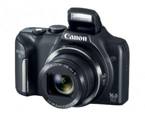 Canon PowerShot SX170 IS 16.0 MP Digital Camera