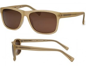 Michael Kors Men's Preston Square Crystal Sand Sunglasses