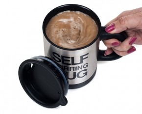 Chef Buddy Self Stirring Mug