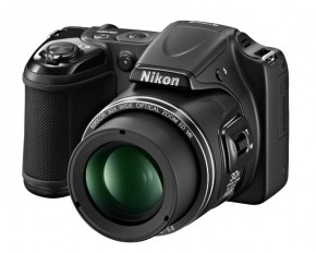 Nikon CoolPix L820 16-megapixel 30x Zoom Digital Camera - Refurbished
