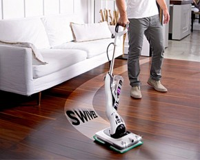 Shark Sonic Duo Multi-Floor Upright Cleaner