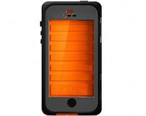 Otterbox Armor Case for iPhone 5/5S - Electric Orange