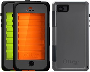 Otterbox Armor Case for iPhone 5/5S - Neon Green