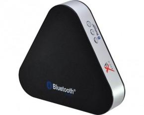 Xit AXTTRIBK Portable Triangular Bluetooth Speaker - Black