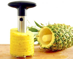 Norpro Stainless Steel Pineapple Slicer