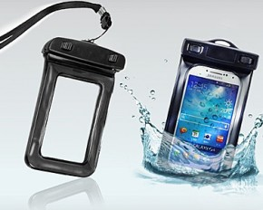Waterproof Smartphone Case - 2 Pack