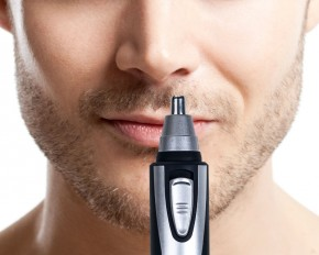 Wet/Dry Nose and Ear Hair Trimmer