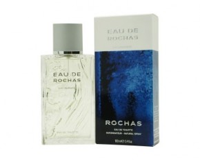 Eau De Rochas Eau De Toillette Spray - 3.4 oz