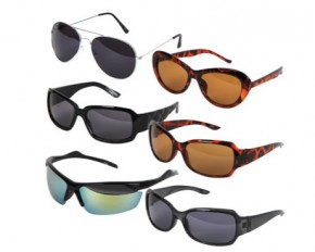 3-Pack Assorted Adult Sunglasses