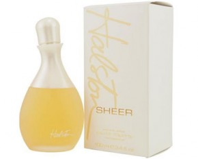 Halston Sheer Eau De Toillette Spray 3.4 Oz