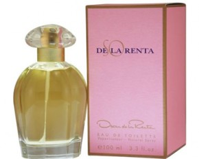 So De La Renta Eau De Toillette Spray 3.3 Oz