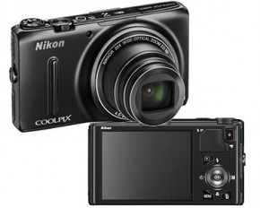 Nikon COOLPIX S9500 18.1-megapixel Wifi Camera- Refurbished