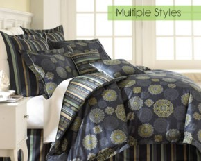 Colonial Home Textiles Night Comforter Set - Starry - Queen