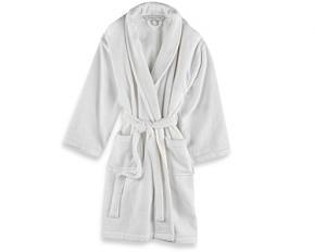 Spa Collectoin 100% Cotton Zero Twist Bathrobe