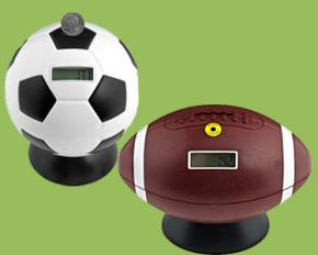 Sports Digital Coin Counting Bank- Football