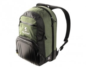 Pelican ProGear S105 Sport Backpack for 15-Inch MacBooks and Laptops - Green