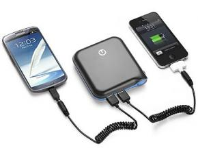 iCruiser 12000mAh Backup Power Pack