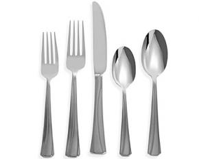Oneida Chiffon 20-Piece Set Flatware - Service for 4