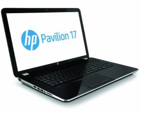 "HP Pavillion 17"" Quad Core 750GB Laptop - Refurbished"