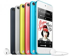 Apple iPod Touch 64GB 5th Gen - White